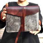 Leather Ipad 2 Case/holste..